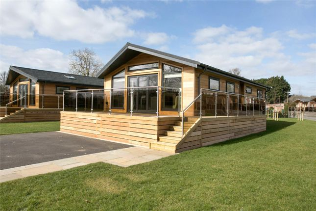 Thumbnail Detached bungalow for sale in Harleyford, Henley Road, Marlow, Buckinghamshire