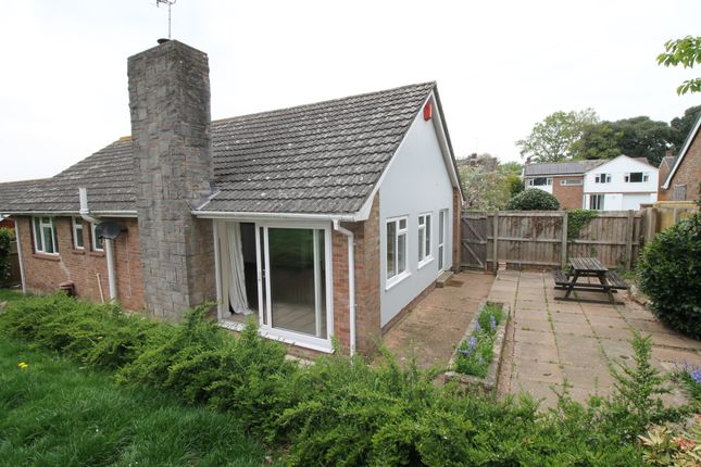 Thumbnail Detached bungalow to rent in Winslade Park Avenue, Clyst St. Mary, Exeter