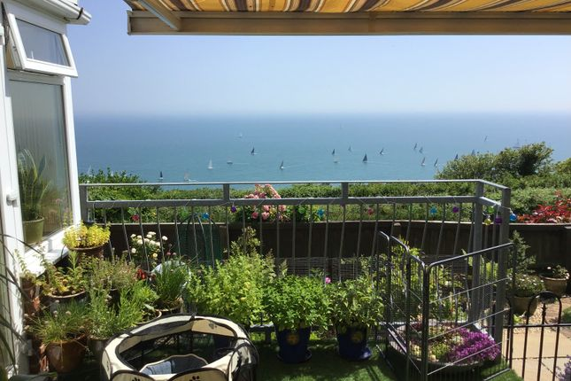 3 bed detached bungalow for sale in Foxhills, Ventnor PO38