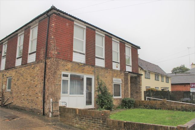 Thumbnail Maisonette to rent in High Street, Chipping Ongar, Essex