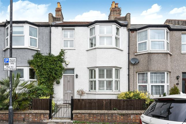 Thumbnail Terraced house for sale in Cottingham Road, London