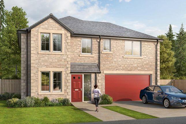 "Thumbnail Detached house for sale in ""The Westbury"" at Glenarm Road, Wynyard Business Park, Wynyard, Billingham"