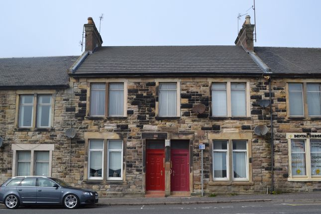 Thumbnail Flat for sale in 227 Glasgow Street, Ardrossan