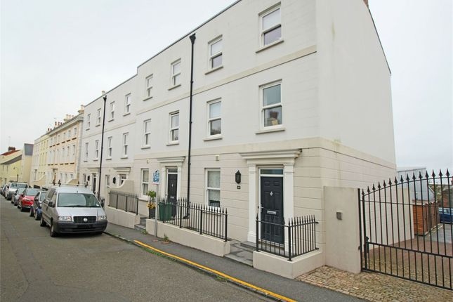 Thumbnail End terrace house to rent in New Paris Road, St. Peter Port, Guernsey