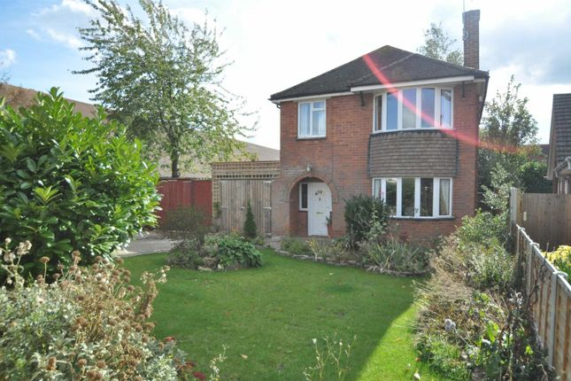 Thumbnail Detached house to rent in Himbleton Road, Worcester