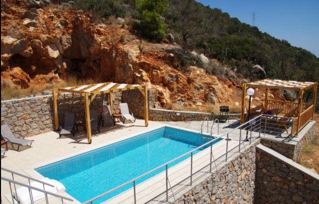 Villa Jasmine Pool Area