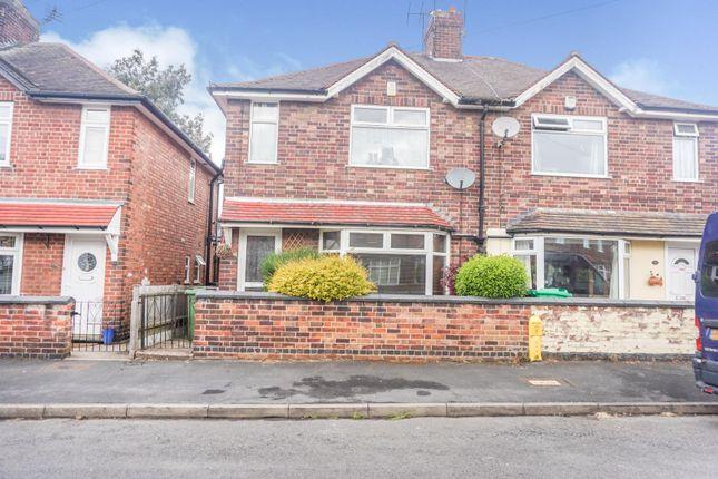 Thumbnail Semi-detached house for sale in Roderick Street, Nottingham