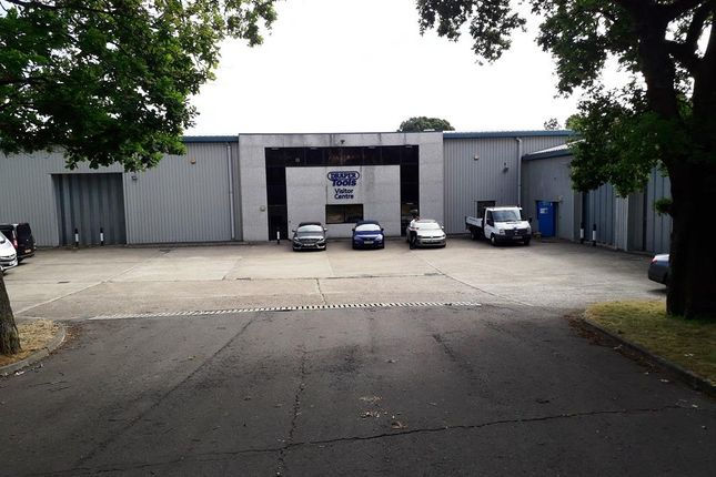 Thumbnail Warehouse to let in 173 Hursley Road, Chandler's Ford, Hampshire