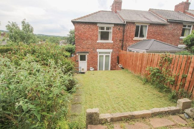 Thumbnail Terraced house for sale in Manor Terrace, Winlaton Mill, Blaydon-On-Tyne