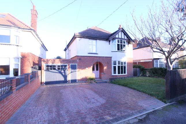 4 bed detached house for sale in Church Road, Felixstowe