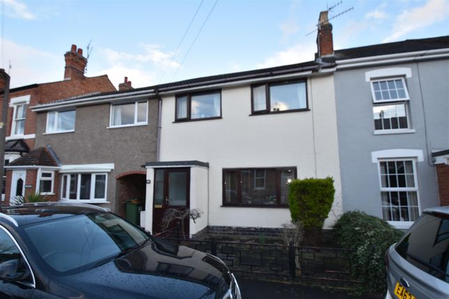 Thumbnail Terraced house for sale in Bedwardine Road, Worcester