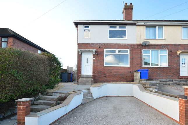 Thumbnail Terraced house for sale in Broadway, Meir, Stoke-On-Trent
