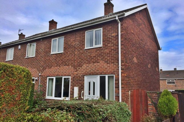 Thumbnail Semi-detached house to rent in Hertford Place, Peterlee