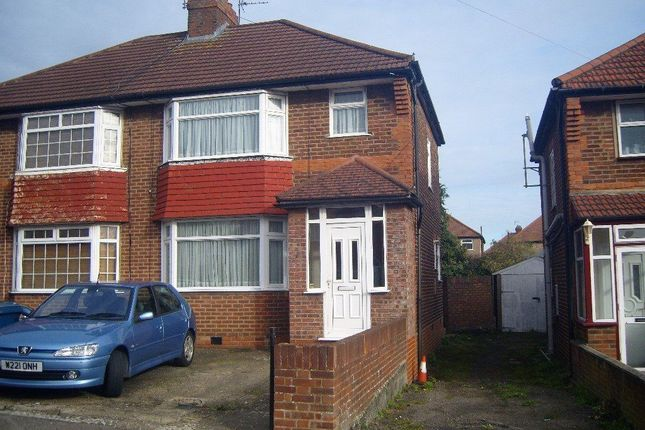 Thumbnail Semi-detached house to rent in Orchard Grove, Burnt Oak/Edgware