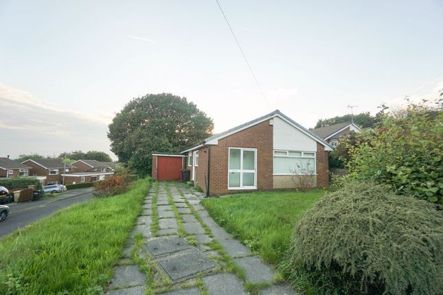 3 bed bungalow for sale in Claypool Road, Horwich, Bolton BL6