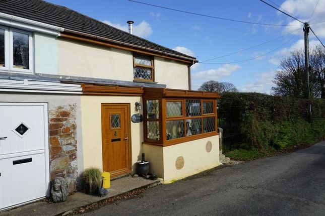 2 Bed Semi Detached House For Sale In Tremail Camelford PL32