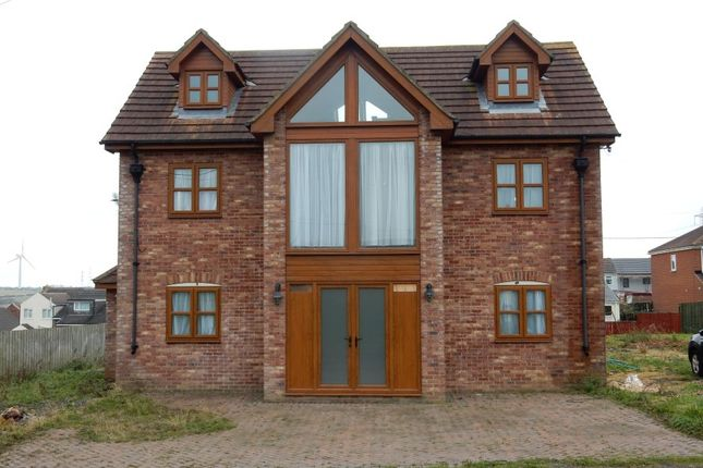 4 bed detached house for sale in Belvedere House, Percy Street West, Thornley, Durham, County Durham DH6