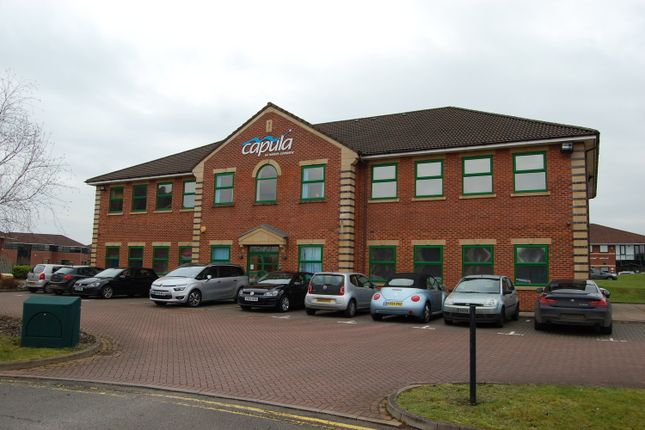 Office to let in Staffordshire Technology Park, Stafford