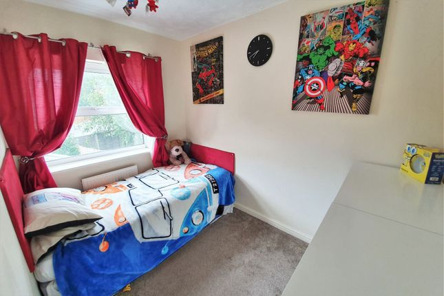 Bedroom Three of Little Meer Close, Leicester LE3
