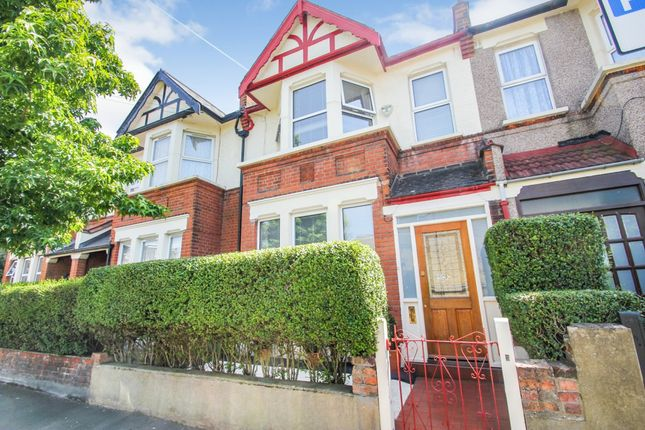 Thumbnail Terraced house for sale in Twickenham Road, Leytonstone, London
