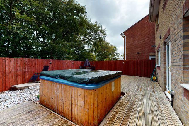 Hot Tub of Mendip Lane, Lindsayfield, East Kilbride G75