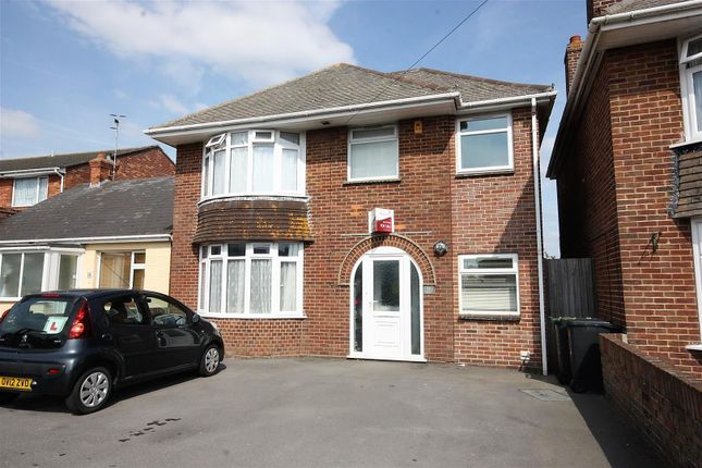 Thumbnail Detached house for sale in Goldcroft Road, Weymouth