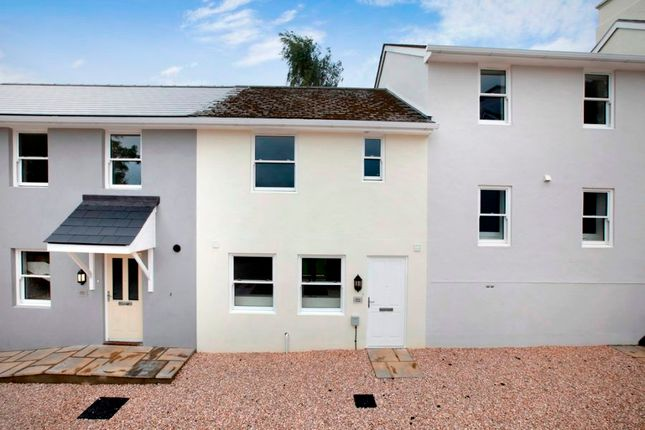 2 bed terraced house for sale in Willow House, Forde Park, Newton Abbot TQ12