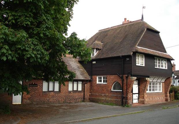 Thumbnail Office to let in Smithy Cottage, Old Park Road, Stowford, Crewe, Cheshire