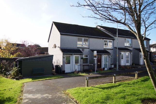 Thumbnail Flat for sale in Houstoun Gardens, Uphall, Broxburn
