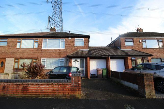 Thumbnail Semi-detached house for sale in Mooreway, Rainhill, Prescot