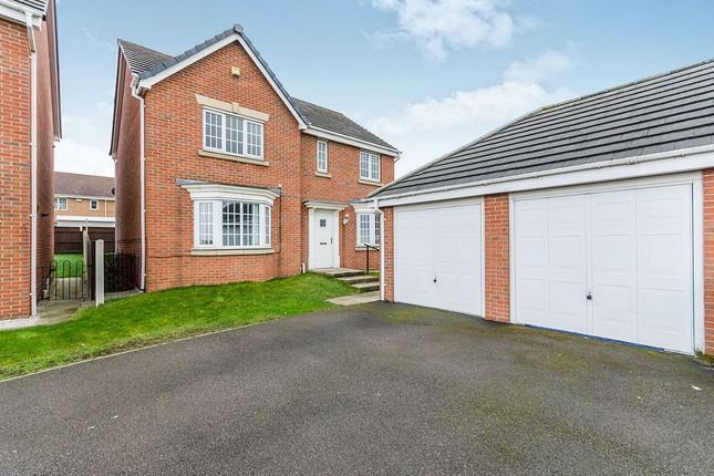 Detached house to rent in Halesworth Road, Sheffield