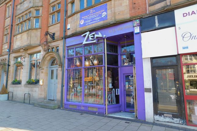 Thumbnail Retail premises to let in 3 St Marys Row, Moseley
