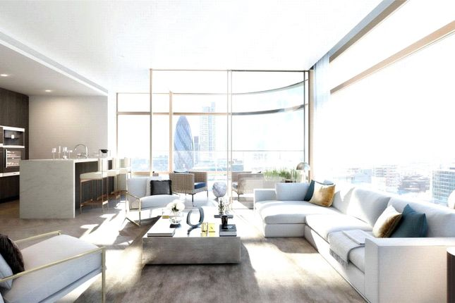 Thumbnail Flat for sale in Principal Place, Upper House, Shoreditch, London, UK