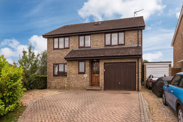 Thumbnail Detached house for sale in Ash Close, Crawley Down, Crawley