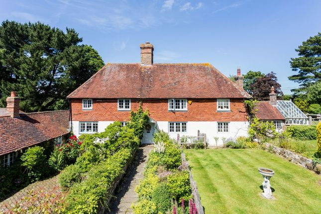 Thumbnail Detached house to rent in Gate House Lane, Framfield, Uckfield