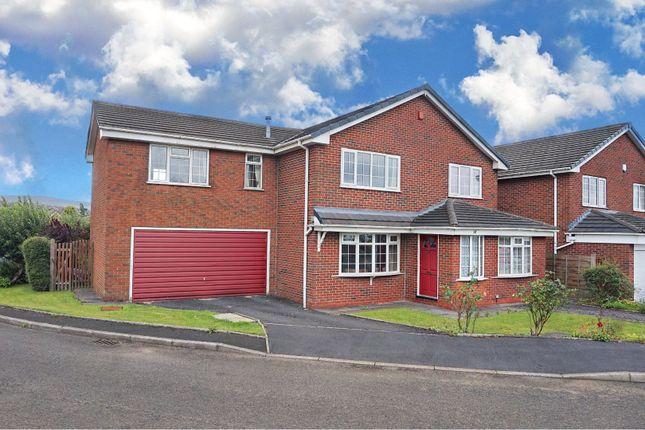 Thumbnail Detached house for sale in Aldergate Grove, Ashton-Under-Lyne