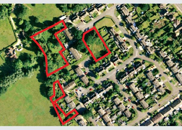 Thumbnail Land for sale in Meadowfield Road, Sawston, Cambridge