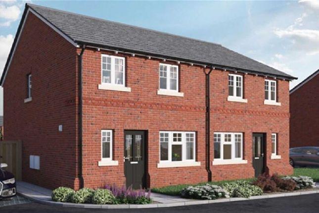 Thumbnail Mews house for sale in Preston Road, Inskip, Preston