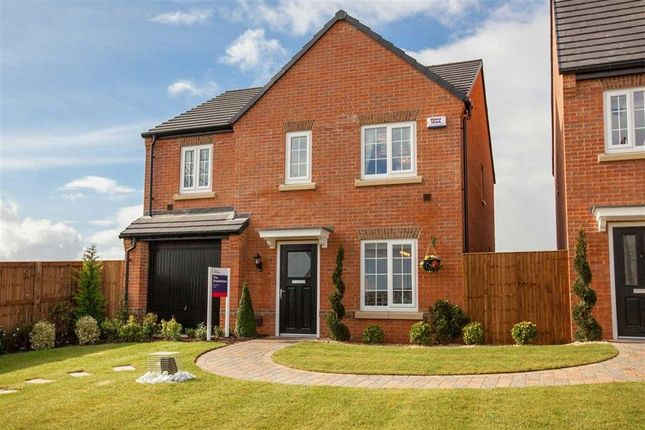 Thumbnail Semi-detached house for sale in Hunloke Grove, Derby Road, Wingerworth, Chesterfield