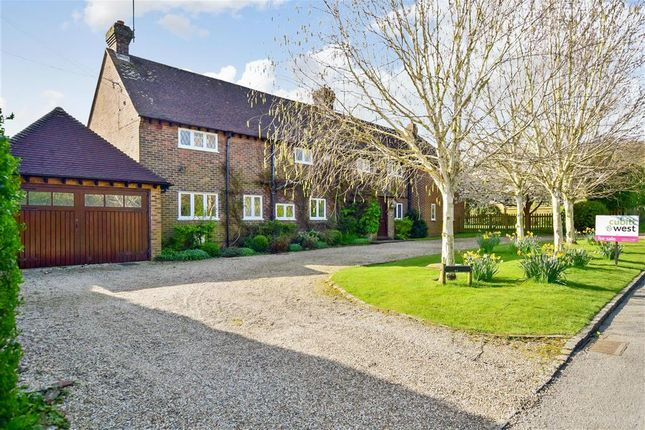 Thumbnail Detached house for sale in The Avenue, Kingston, Lewes, East Sussex