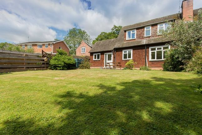 2 bed semi-detached house for sale in Semi-Detached 2/3 Bedroom House, Pencombe, Herefordshire