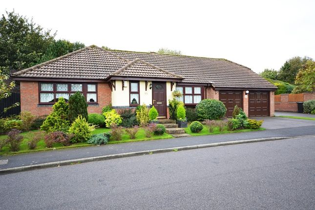 Thumbnail Detached bungalow for sale in Newby Farm Road, Newby, Scarborough