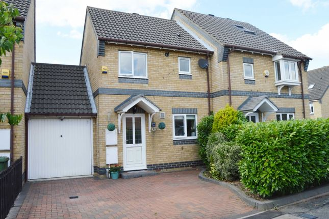 2 bed semi-detached house for sale in Pasteur Drive, Harold Wood, Romford