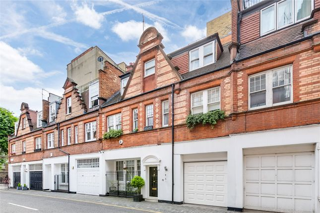 Thumbnail Terraced house for sale in Holbein Mews, Chelsea, London