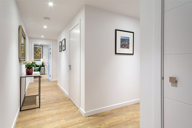 Thumbnail Flat for sale in Bellerby Court, Hungate, York