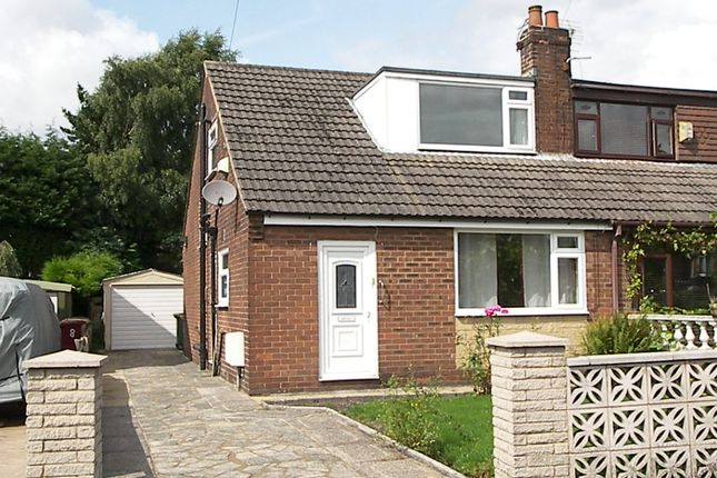 Thumbnail Bungalow for sale in Trentway, Kearsley