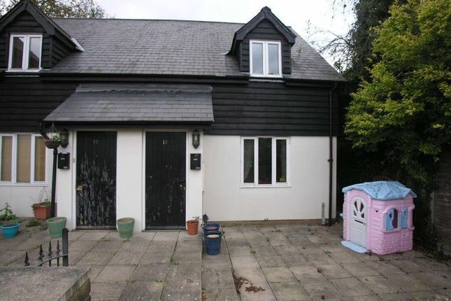 Thumbnail Terraced house to rent in Station Road, Sawbridgeworth