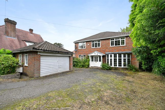 Thumbnail Detached house to rent in Moor Park Road, Northwood, Middlesex