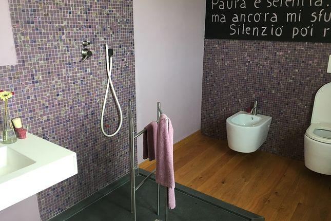 Bathroom of Orentano, Bientina, Pisa, Tuscany, Italy