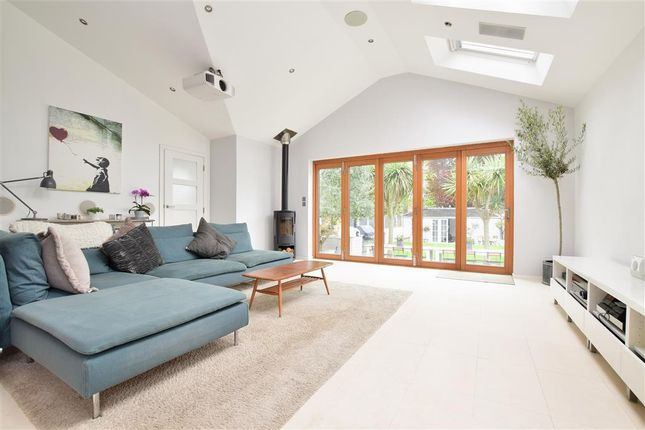 Thumbnail Semi-detached house for sale in Clifton Road, Wallington, Surrey